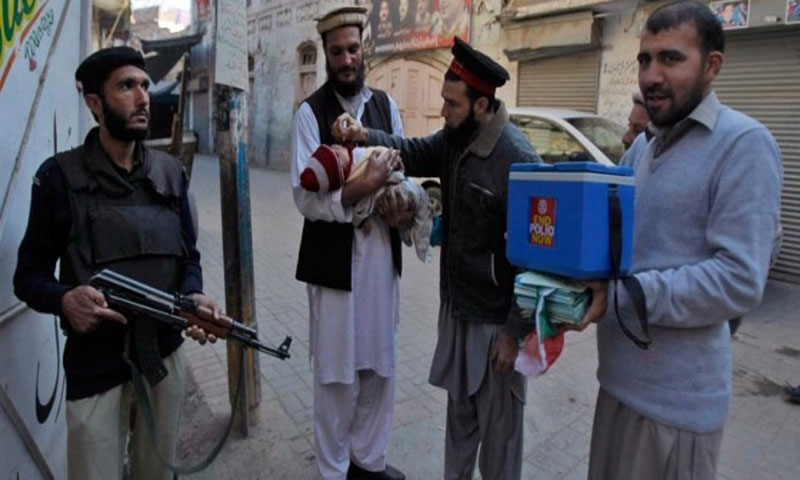 Unknown assailants kill four polio workers including women in Quetta