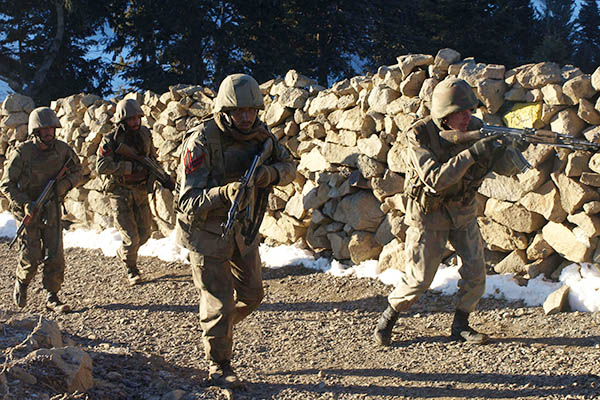 Security forces foil terror attack in Khyber agency, kill 17 militants