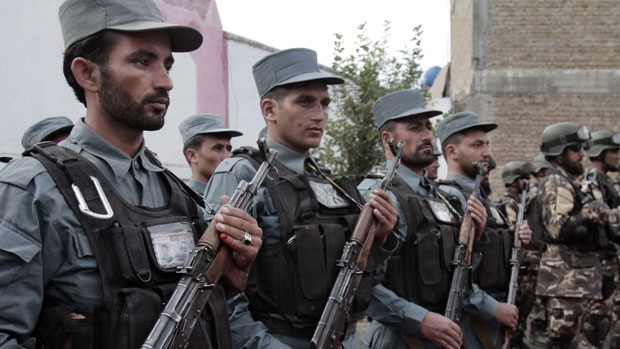 Afghan forces repulse Taliban attack on check posts, kill eight militants