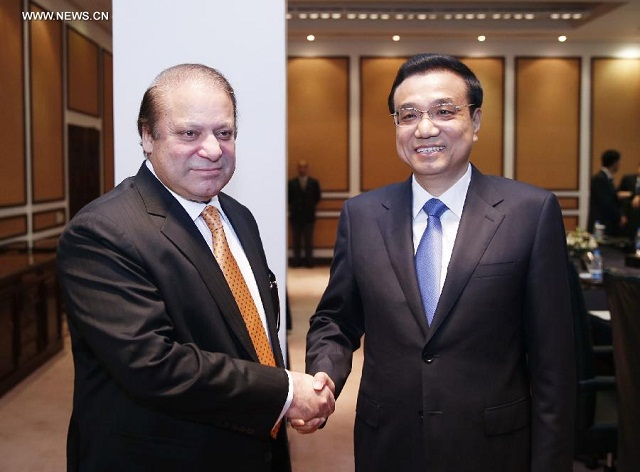 Pakistan, China sign 19 agreements to promote cooperation