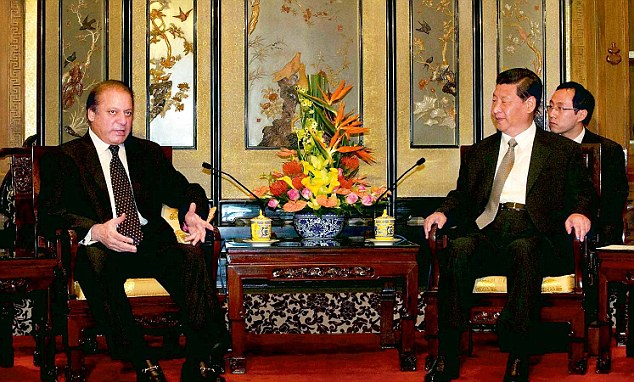 Pakistan, China agree to further bolster their bilateral relations