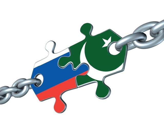 Pakistan, Russia underlined need for further enhancing trade ties