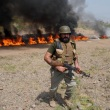 32 militants killed while trying to flee to Afghanistan