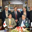 Pakistan, Japan sign two security agreements