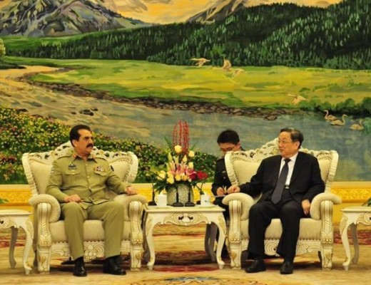 Pakistan is China's irreplaceable, all-weather friend: Chinese FM