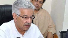 Entire power system to be restored by evening: Khawaja Asif