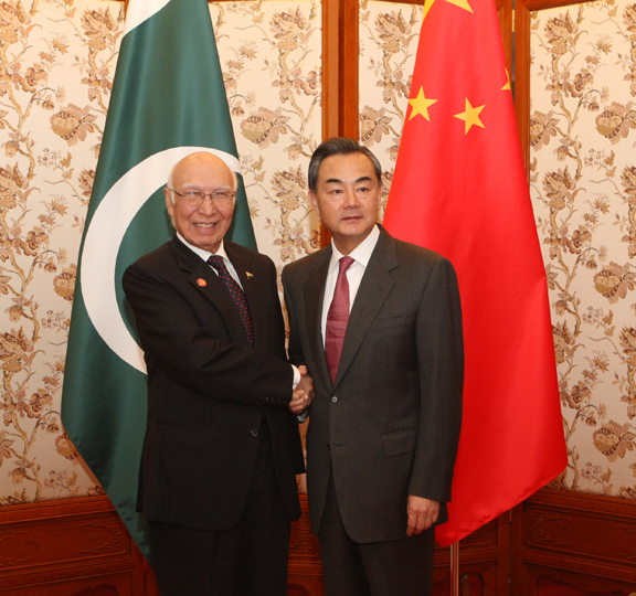 Pakistan, China agree to deepen economic, security cooperation