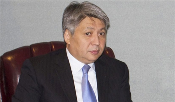 Kyrgyz foreign minister arrives in Islamabad