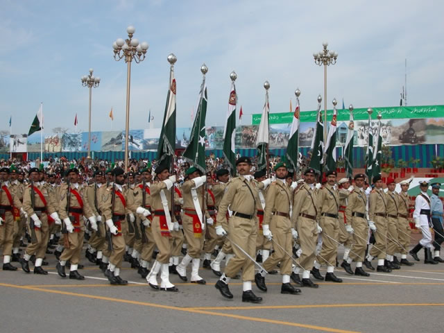 Military parade to take place on March 23