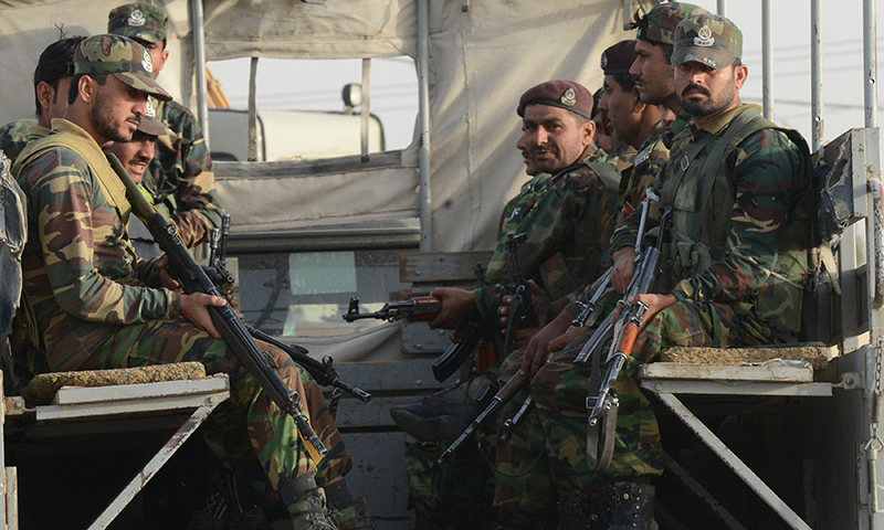 Seven militants killed in Mohmand agency clash
