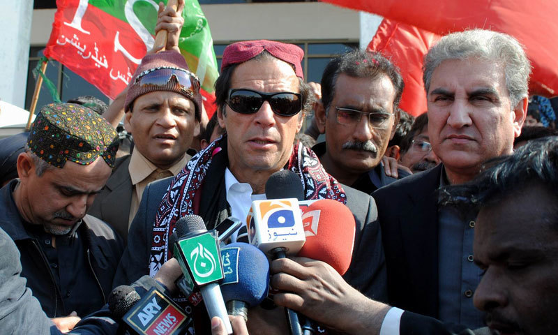 PTI announces candidates for Senate elections from KPK