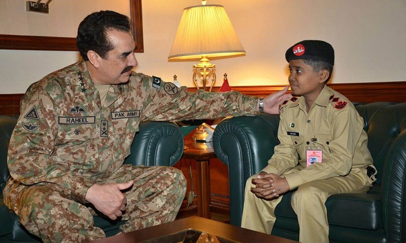 17-year-old Thalassemia patient made soldier for a day