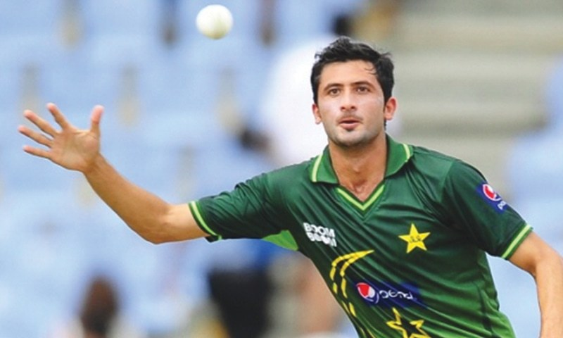 Injured Junaid Khan out of World Cup squad