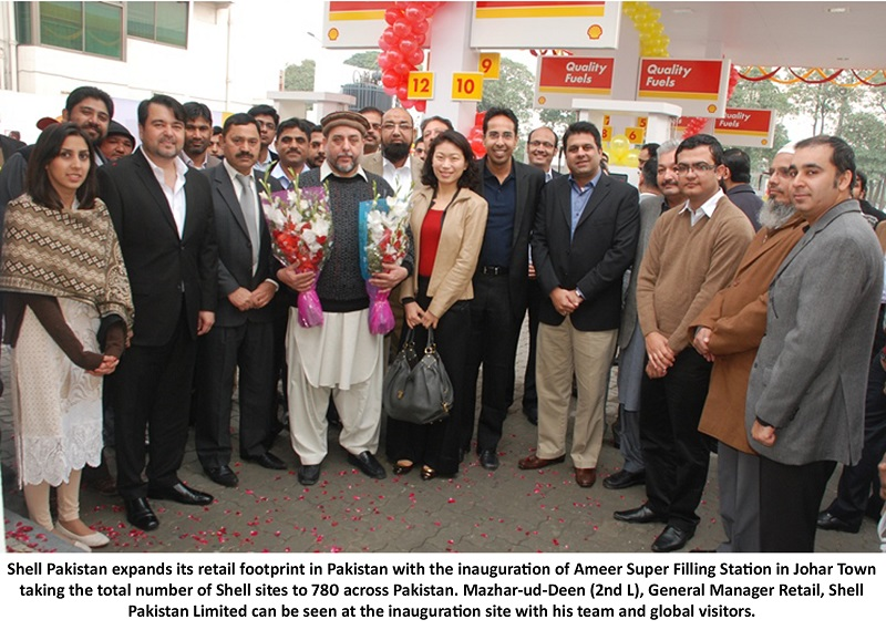 Shell Pakistan Limited expands its footprint for greater customer convenience