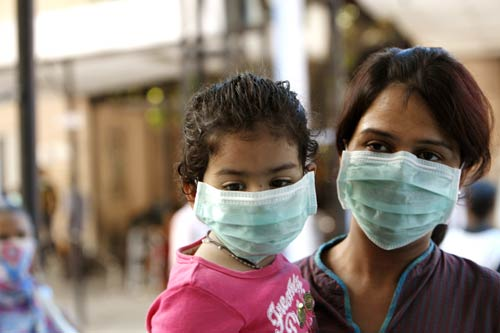 Pakistani Punjab taking protective measures after cases of swine flu in India