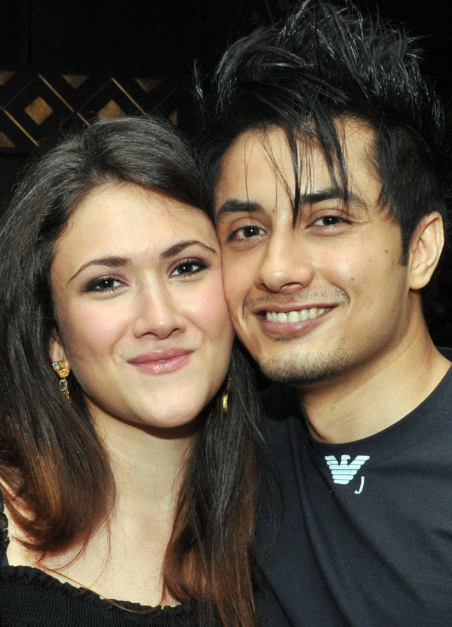 Ali Zafar blessed with daughter