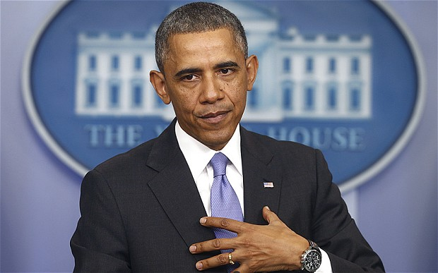 US to continue working with Pakistan for peace in South Asia: Obama