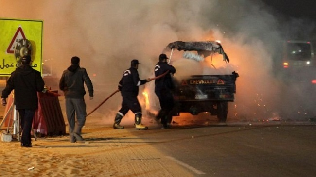 40 killed as clashes erupt before football match in Cairo
