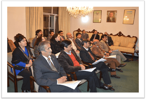Press Briefing at Uzbekistan Embassy in Islamabad: Uzbekistan Presidential Elections to be Held on March 29, 2015