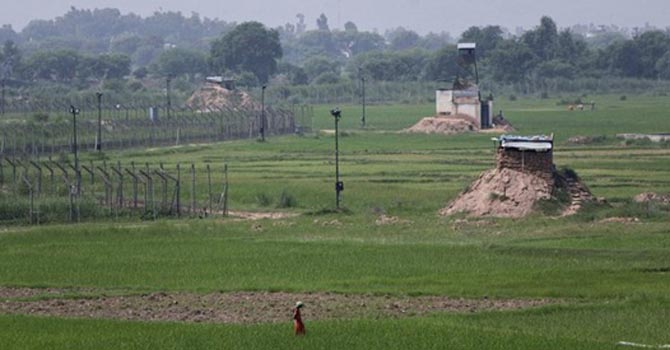 Pakistan gives befitting reply to Indian firing at Sialkot's Harpal Sector