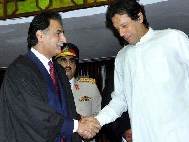 Sadiq terms Imran's allegations about election rigging as 'baseless'