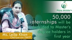 Federal govt to launch one-year internship program for youth