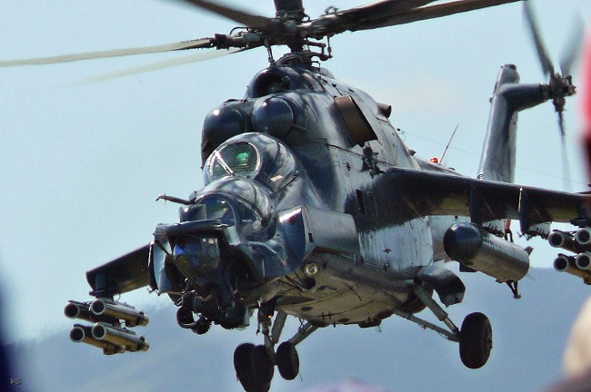 MI 35 helicopters to be delivered to Pakistan as soon as deal signed: Russia