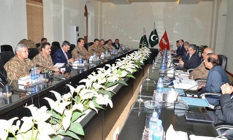 Sindh apex committee decides to expedite operation against terrorists