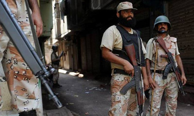 Four militants affiliated with BLA killed in Karachi operation