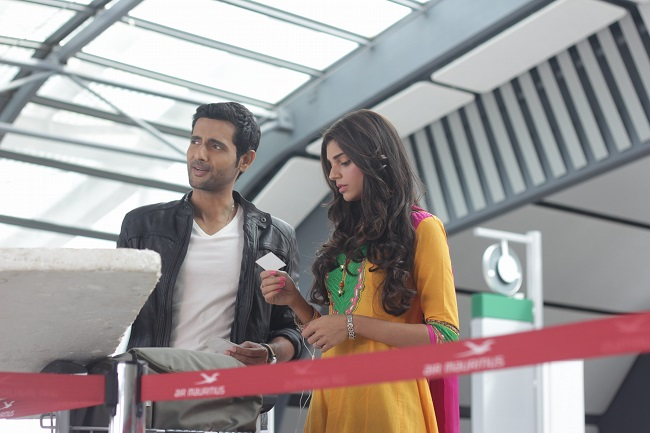 Mohib Mirza to play Pakistani taxi driver in romantic thriller 'Bachaana'