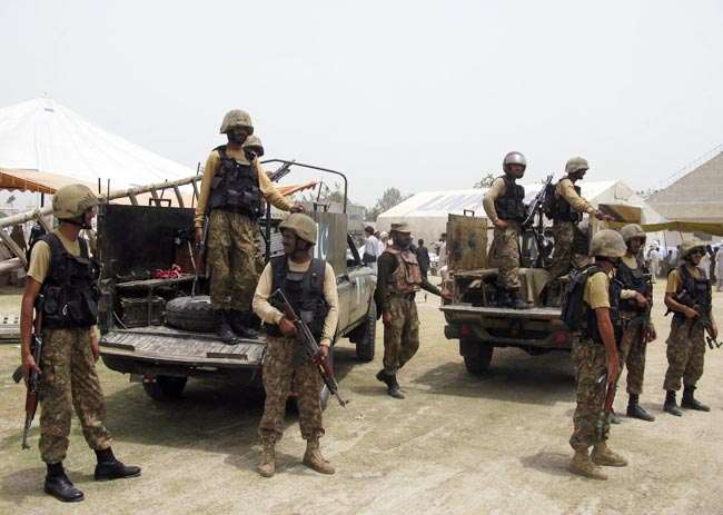 Khyber-2: Five soldiers, 27 militants killed