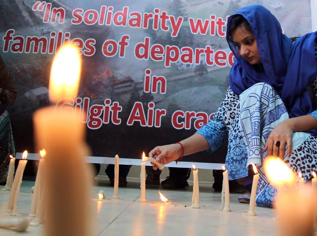 Pakistan observes day of mourning over Naltar tragedy