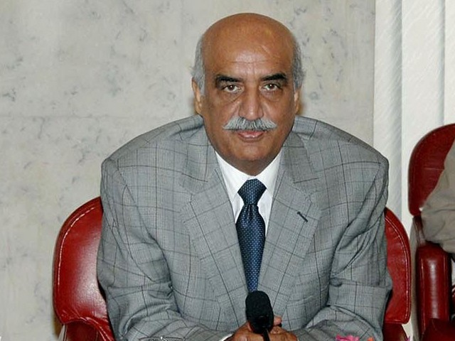 Khursheed urges political parties not to make CPEC controversial