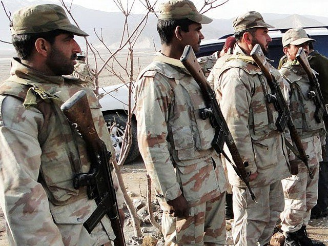 Two BLA terrorists including commander arrested in Hub