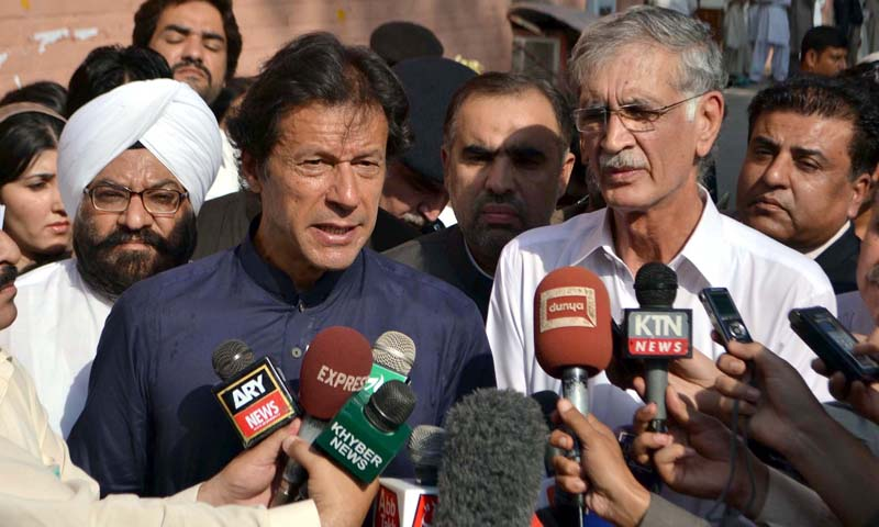 Judicial commission to probe alleged rigging in KPK LB polls