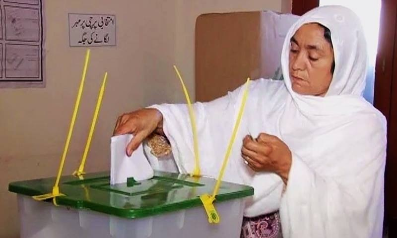 Voting continues in GB legislative assembly polls