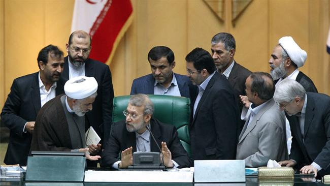 Iranian lawmakers call on govt to safeguard country's nuclear rights