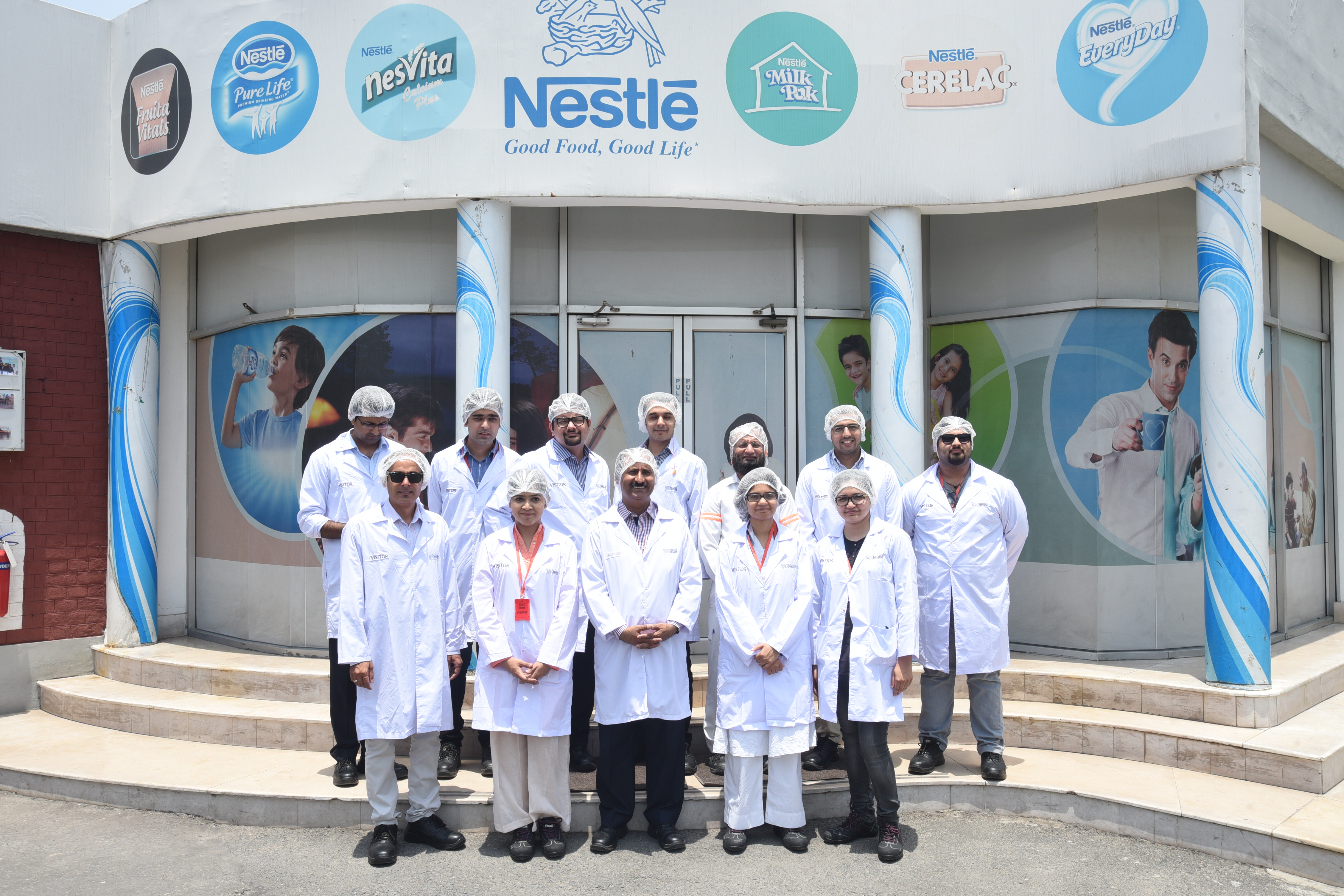 nestle pak Job opportunities with nestl at nestl pakistan your opinion counts nestl pakistan advertises open vacancies through its website at wwwnestlepk and we do not ask for any payment for the application and or any other processing fees of the application.