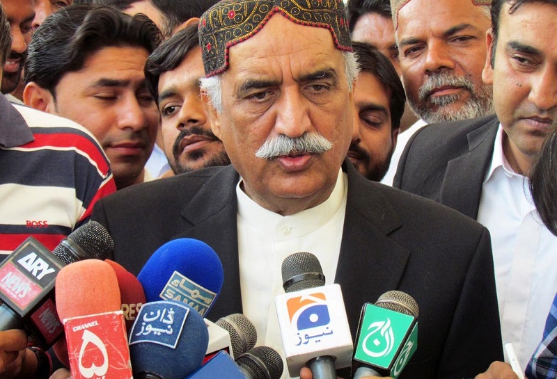 Khursheed Shah calls for debate on masses issues in Parliament
