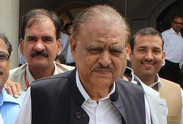 President Mamnoon seeks exemplary punishment for influential corrupt figures