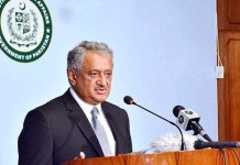 Pakistan expresses concerns over growing incidents of hate crime against Muslims