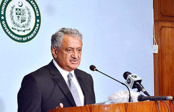 Pakistan ready for unconditional talks with India: FO