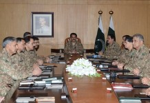 Afghan peace talks only credible way to achieve lasting peace: General Raheel