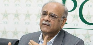 Najam Sethi hopes to launch PSL in Pakistan in three years' time