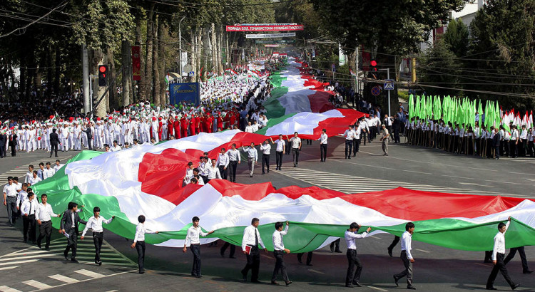 24th Tajikistan Independence Day was celebrated under tight security