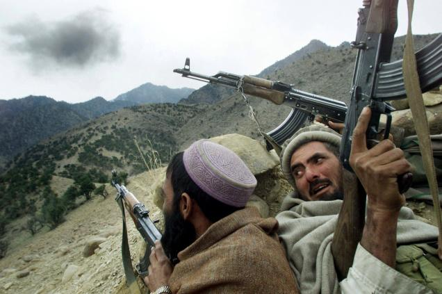 Afghan Taliban claims to have captured key govt buildings in Kunduz