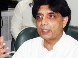 World eying on Balochistan's resources: Nisar