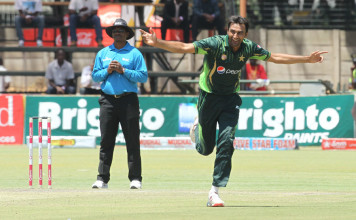 Bilal Asif's bowling action reported suspicious