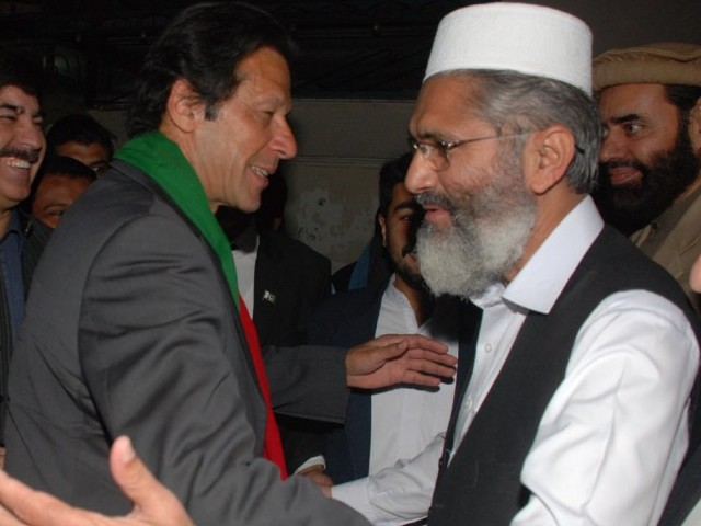 PTI wins JI support for NA-122 by-election
