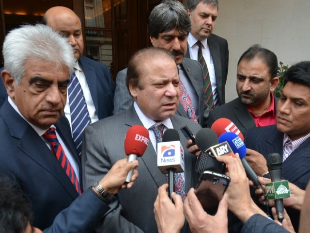 India will have to consider peace proposals sooner or later: Nawaz Sharif